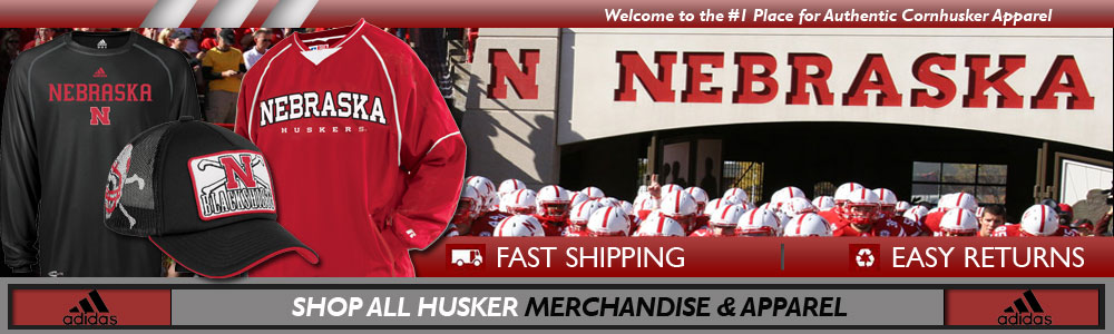 buy popular c97a3 f848a The Official HuskerNation Webstore