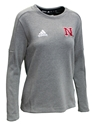 Adidas Husker Womens Game Mode Sweater Nebraska Cornhuskers, Nebraska  Ladies Polos, Huskers  Ladies Polos, Nebraska Polos, Huskers Polos, Nebraska Adidas, Huskers Adidas, Nebraska Adidas Husker Womens Game Mode Sweater, Huskers Adidas Husker Womens Game Mode Sweater