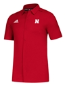 Adidas Nebraska Full Button Game Mode Polo - Red Nebraska Cornhuskers, Nebraska  Mens Polos, Huskers  Mens Polos, Nebraska Polos, Huskers Polos, Nebraska Adidas, Huskers Adidas, Nebraska Adidas Nebraska Full Button Game Mode Polo - Red, Huskers Adidas Nebraska Full Button Game Mode Polo - Red