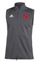 Adidas Nebraska Game Mode Full Zip  Vest Nebraska Cornhuskers, Nebraska  Mens, Huskers  Mens, Nebraska  Mens Outerwear, Huskers  Mens Outerwear, Nebraska Adidas, Huskers Adidas, Nebraska Adidas Nebraska Game Mode Full Zip  Vest, Huskers Adidas Nebraska Game Mode Full Zip  Vest