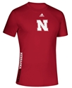 Adidas 2020 Nebraska Huskers Locker Side By Side Tee Nebraska Cornhuskers, Nebraska  Short Sleeve, Huskers  Short Sleeve, Nebraska  Mens, Huskers  Mens, Nebraska  T-Shirts, Huskers  T-Shirts, Nebraska Adidas, Huskers Adidas, Nebraska Adidas Nebraska Huskers Locker Side By Side Tee, Huskers Adidas Nebraska Huskers Locker Side By Side Tee
