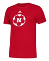 Adidas Nebraska Soccer Amped Tee Nebraska Cornhuskers, Nebraska  Mens T-Shirts, Huskers  Mens T-Shirts, Nebraska  Mens, Huskers  Mens, Nebraska  Short Sleeve, Huskers  Short Sleeve, Nebraska  Other Sports, Huskers  Other Sports, Nebraska Adidas, Huskers Adidas, Nebraska Adidas Nebraska Soccer Amped Tee, Huskers Adidas Nebraska Soccer Amped Tee