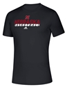 Adidas On Court Nebraska Basketball Tee - Black Nebraska Cornhuskers, Nebraska  Mens T-Shirts, Huskers  Mens T-Shirts, Nebraska  Mens, Huskers  Mens, Nebraska  Short Sleeve, Huskers  Short Sleeve, Nebraska  Basketball, Huskers  Basketball, Nebraska Adidas, Huskers Adidas, Nebraska Adidas On Court Nebraska Basketball Tee - Black, Huskers Adidas On Court Nebraska Basketball Tee - Black