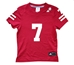 Adidas Youth 2019 Nebraska Frost Home Jersey - YT-C6001