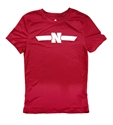 Adidas Youth Huskers Locker Climatech Tee Nebraska Cornhuskers, Nebraska  Youth, Huskers  Youth, Nebraska Adidas, Huskers Adidas, Nebraska  Kids, Huskers  Kids, Nebraska Adidas Youth Huskers Locker Climatech Tee, Huskers Adidas Youth Huskers Locker Climatech Tee
