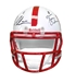 Bo & Tom Signed Mini Helmet - JH-10420