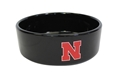 Cornhuskers Dog Bowl Nebraska Cornhuskers, Nebraska Pet Items, Huskers Pet Items, Nebraska Cornhuskers Dog Bowl, Huskers Cornhuskers Dog Bowl