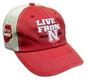 ESPN College Gameday Husker Trucker Nebraska Cornhuskers, Nebraska  Mens Hats, Huskers  Mens Hats, Nebraska  Mens Hats, Huskers  Mens Hats, Nebraska ESPN College Gameday Husker Trucker, Huskers ESPN College Gameday Husker Trucker