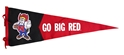 Herbie Go Big Red Pennant Flag Nebraska Cornhuskers, Nebraska  Flags & Windsocks, Huskers  Flags & Windsocks, Nebraska  Prints & Posters, Huskers  Prints & Posters, Nebraska Herbie Go Big Red Pennant Flag, Huskers Herbie Go Big Red Pennant Flag