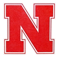Husker N Repo Wall Graphic Nebraska Cornhuskers, Nebraska Stickers Decals & Magnets, Huskers Stickers Decals & Magnets, Nebraska Husker N Repo Wall Graphic, Huskers Husker N Repo Wall Graphic