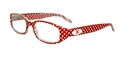 Husker Red Dot Reader Glasses Nebraska Cornhuskers, Nebraska  Ladies, Huskers  Ladies, Nebraska  Ladies Accessories, Huskers  Ladies Accessories, Nebraska Husker Red Dot Reader Glasses, Huskers Husker Red Dot Reader Glasses