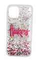 Husker Script Iphone 11Pro Glitter Case Nebraska Cornhuskers, Nebraska  Novelty, Huskers  Novelty, Nebraska  Ladies, Huskers  Ladies, Nebraska  Ladies Accessories, Huskers  Ladies Accessories, Nebraska Husker Script Iphone 11Pro Glitter Case, Huskers Husker Script Iphone 11Pro Glitter Case