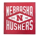 Huskers Diamond Wood Sign Nebraska Cornhuskers, Nebraska  Bedroom & Bathroom, Huskers  Bedroom & Bathroom, Nebraska  Game Room & Big Red Room, Huskers  Game Room & Big Red Room, Nebraska  Framed Pieces, Huskers  Framed Pieces, Nebraska Huskers Diamond Wood Sign, Huskers Huskers Diamond Wood Sign