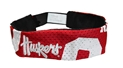 Huskers Mesh Jersey Headband Nebraska Cornhuskers, Nebraska  Ladies, Huskers  Ladies, Nebraska  Jewelry & Hair, Huskers  Jewelry & Hair, Nebraska  Head Bands, Huskers  Head Bands, Nebraska  Ladies Accessories, Huskers  Ladies Accessories, Nebraska Huskers Mesh Jersey Headband, Huskers Huskers Mesh Jersey Headband