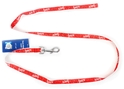 Huskers Ribbon Pet Leash Nebraska Cornhuskers, Nebraska Pet Items, Huskers Pet Items, Nebraska Ribbon Pet Leash LE, Huskers Ribbon Pet Leash LE