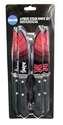 Huskers Steak Knife Set Nebraska Cornhuskers, Nebraska  Kitchen & Glassware, Huskers  Kitchen & Glassware, Nebraska  Tailgating, Huskers  Tailgating, Nebraska 4 Piece Steak Knife Set Sports Vault, Huskers 4 Piece Steak Knife Set Sports Vault