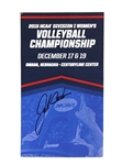 John Cook Autographed 2015 National Championship Game Ticket Nebraska Cornhuskers, husker volleyball, nebraska cornhuskers merchandise, husker merchandise, nebraska merchandise, husker memorabilia, husker autographed, nebraska cornhuskers autographed, John Cook autographed, John Cook signed, John Cook collectible, John Cook, nebraska cornhuskers memorabilia, nebraska cornhuskers collectible, John Cook Autographed  Volleyball