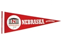 John Cook Autographed Husker Volleyball Pennant Nebraska Cornhuskers, husker volleyball, nebraska cornhuskers merchandise, husker merchandise, nebraska merchandise, husker memorabilia, husker autographed, nebraska cornhuskers autographed, John Cook autographed, John Cook signed, John Cook collectible, John Cook, nebraska cornhuskers memorabilia, nebraska cornhuskers collectible, John Cook Autographed  Volleyball