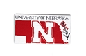 Julia Gash Nebraska State Magnet Nebraska Cornhuskers, Nebraska Stickers Decals & Magnets, Huskers Stickers Decals & Magnets, Nebraska  Kitchen & Glassware, Huskers  Kitchen & Glassware, Nebraska Julia Gash Nebraska State Magnet, Huskers Julia Gash Nebraska State Magnet