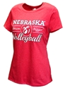 Ladies Dream Bigger Volleyball Tee Nebraska Cornhuskers, Nebraska  Ladies, Huskers  Ladies, Nebraska  Short Sleeve, Huskers  Short Sleeve, Nebraska  Ladies T-Shirts, Huskers  Ladies T-Shirts, Nebraska Volleyball, Huskers Volleyball, Nebraska Ladies Dream Bigger Volleyball Tee, Huskers Ladies Dream Bigger Volleyball Tee