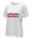 Ladies Nebraska Huskers Retro Henley Nebraska Cornhuskers, Nebraska  Ladies T-Shirts, Huskers  Ladies T-Shirts, Nebraska  Ladies, Huskers  Ladies, Nebraska  Short Sleeve, Huskers  Short Sleeve, Nebraska Ladies Nebraska Huskers Retro Henley, Huskers Ladies Nebraska Huskers Retro Henley