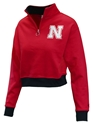 Ladies Nebraska Super Fan Quarter Zip Nebraska Cornhuskers, Nebraska  Ladies, Huskers  Ladies, Nebraska  Ladies Sweatshirts, Huskers  Ladies Sweatshirts, Nebraska  Zippered, Huskers  Zippered, Nebraska Ladies Nebraska Super Fan Quarter Zip, Huskers Ladies Nebraska Super Fan Quarter Zip