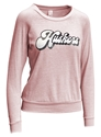 Lady Huskers Groovy Rose Pullover Nebraska Cornhuskers, Nebraska  Ladies, Huskers  Ladies, Nebraska  Long Sleeve, Huskers  Long Sleeve, Nebraska  Ladies T-Shirts, Huskers  Ladies T-Shirts, Nebraska  Ladies Tops, Huskers  Ladies Tops, Nebraska Ladies Rose Quartz Huskers Slouchy Pullover, Huskers Ladies Rose Quartz Huskers Slouchy Pullover