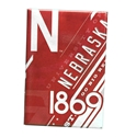 Nebraska 1869 Retro Fridge Magnet Nebraska Cornhuskers, Nebraska Stickers Decals & Magnets, Huskers Stickers Decals & Magnets, Nebraska  Kitchen & Glassware, Huskers  Kitchen & Glassware, Nebraska Nebraska 1869 Retro Fridge Magnet, Huskers Nebraska 1869 Retro Fridge Magnet