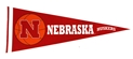 Nebraska Basketball Pennant Flag Nebraska Cornhuskers, Nebraska  Flags & Windsocks, Huskers  Flags & Windsocks, Nebraska  Prints & Posters, Huskers  Prints & Posters, Nebraska  Basketball, Huskers  Basketball, Nebraska Nebraska Basketball Pennant Flag, Huskers Nebraska Basketball Pennant Flag