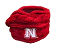 Nebraska Cable Knit Headband Nebraska Cornhuskers, Nebraska  Ladies, Huskers  Ladies, Nebraska  Ladies Accessories, Huskers  Ladies Accessories, Nebraska  Head Bands, Huskers  Head Bands, Nebraska Nebraska Cable Knit Headband, Huskers Nebraska Cable Knit Headband