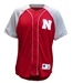 Nebraska Champion Baseball Jersey - AS-C3047