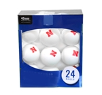 Nebraska Cornhuskers Ping Pong Ball Pack Nebraska Cornhuskers, Nebraska  Balls, Huskers  Balls, Nebraska  Game Room & Big Red Room, Huskers  Game Room & Big Red Room, Nebraska Fun Stay At Home Ideas for 2020, Huskers Fun Stay At Home Ideas for 2020, Nebraska Nebraska Cornhuskers Ping Pong Ball Pack, Huskers Nebraska Cornhuskers Ping Pong Ball Pack