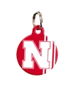 Nebraska Dog Tag Nebraska Cornhuskers, Nebraska Pet Items, Huskers Pet Items, Nebraska Nebraska Dog Tag, Huskers Nebraska Dog Tag