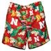 Nebraska Floral Walking Shorts - AH-B3580
