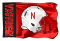 Nebraska Huskers Helmet Flag Nebraska Cornhuskers, Nebraska  Flags & Windsocks, Huskers  Flags & Windsocks, Nebraska  Flags & Windsocks, Huskers  Flags & Windsocks, Nebraska Red 3x5 2 Panel Football Helmet Flag Sewing Concepts, Huskers Red 3x5 2 Panel Football Helmet Flag Sewing Concepts