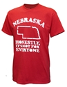 Nebraska Its Not For Everyone Tee Nebraska Cornhuskers, Nebraska  Mens, Huskers  Mens, Nebraska  Short Sleeve, Huskers  Short Sleeve, Nebraska  Mens T-Shirts, Huskers  Mens T-Shirts, Nebraska Novelty, Huskers Novelty, Nebraska Nebraska Its Not For Everyone Tee, Huskers Nebraska Its Not For Everyone Tee