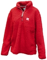 Nebraska Ladies Plush Quarter Zip Jacket Nebraska Cornhuskers, Nebraska  Ladies, Huskers  Ladies, Nebraska  Ladies Outerwear, Huskers  Ladies Outerwear, Nebraska Nebraska Ladies Plush Quarter Zip Jacket , Huskers Nebraska Ladies Plush Quarter Zip Jacket