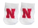 Nebraska N Infant Socks Nebraska Cornhuskers, Nebraska  Infant, Huskers  Infant, Nebraska  Kids, Huskers  Kids, Nebraska Nebraska N Infant Socks, Huskers Nebraska N Infant Socks