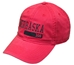 Nebraska Twill 308 Legacy Cap - Red - HT-C8364