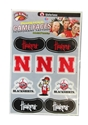 Nebraska Variety Pack Face Tattoos Waterless Nebraska Cornhuskers, Nebraska  Tattoos & Patches, Huskers  Tattoos & Patches, Nebraska  Tattoos & Patches, Huskers  Tattoos & Patches, Nebraska Nebraska Variety Pack Face Tattoos, Huskers Nebraska Variety Pack Face Tattoos