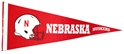 Red Football Helmet Pennant Flag Sewing Concepts Nebraska Cornhuskers, Nebraska  Flags & Windsocks, Huskers  Flags & Windsocks, Nebraska  Game Room & Big Red Room , Huskers  Game Room & Big Red Room , Nebraska Red Football Helmet Pennant Flag Sewing Concepts, Huskers Red Football Helmet Pennant Flag Sewing Concepts