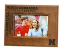 University Of Nebraska Laser Engraved Photo Frame Nebraska Cornhuskers, Nebraska  Framed Pieces, Huskers  Framed Pieces, Nebraska University Of Nebraska Laser Engraved Photo Frame, Huskers University Of Nebraska Laser Engraved Photo Frame