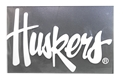 Huskers Script Decal Nebraska Cornhuskers, Nebraska Vehicle, Huskers Vehicle, Nebraska Stickers Decals & Magnets, Huskers Stickers Decals & Magnets, Nebraska Huskers Script Decal, Huskers Huskers Script Decal