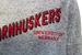 Womens Brushed Cornhuskers Crewneck - AS-C3051
