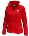Womens Give and Go Columbia Fleece Nebraska Cornhuskers, Nebraska  Womens, Huskers  Womens, Nebraska  Outerwear, Huskers  Outerwear, Nebraska Womens Give and Go Columbia Fleece, Huskers Womens Give and Go Columbia Fleece