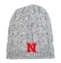 Womens Husker Campfire Cable Knit Beanie Nebraska Cornhuskers, Nebraska  Ladies Hats, Huskers  Ladies Hats, Nebraska  Ladies Hats, Huskers  Ladies Hats, Nebraska Womens Husker Campfire Cable Knit Beanie, Huskers Womens Husker Campfire Cable Knit Beanie
