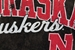 Womens Huskers Mineral Washed Muscle Tee - AT-C2000