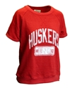 Womens Huskers Rolled Sleeve Sweat Top Nebraska Cornhuskers, Nebraska  Ladies Tops, Huskers  Ladies Tops, Nebraska  Ladies Sweatshirts, Huskers  Ladies Sweatshirts, Nebraska  Ladies, Huskers  Ladies, Nebraska Womens Huskers Rolled Sleeve Sweat Top, Huskers Womens Huskers Rolled Sleeve Sweat Top