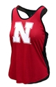 Womens Huskers Trail Tank Nebraska Cornhuskers, Nebraska  Ladies T-Shirts, Huskers  Ladies T-Shirts, Nebraska  Ladies Tops, Huskers  Ladies Tops, Nebraska  Tank Tops, Huskers  Tank Tops, Nebraska  Ladies, Huskers  Ladies, Nebraska Womens Huskers Publicist Tank, Huskers Womens Huskers Publicist Tank