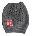Womens Nebraska Ponytail Beanie Nebraska Cornhuskers, Nebraska  Ladies Hats, Huskers  Ladies Hats, Nebraska  Ladies Hats, Huskers  Ladies Hats, Nebraska Womens Nebraska Honey Bun Beanie, Huskers Womens Nebraska Honey Bun Beanie